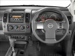 black nissan inside nissan navara review and photos