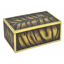 Yellow Decorative Box Decorative Knick Knacks Wayfair