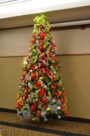 deco mesh ideas christmas christmas tree garland ideas deco mesh ribbon