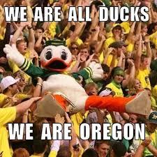 Oregon Ducks Meme - we are oregon oregon ducks pinterest oregon ducks