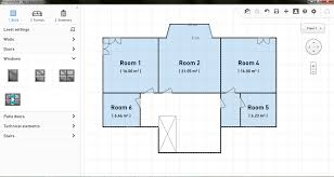 Bathroom Floor Plans Free by Free Floor Plan Software Homebyme Review