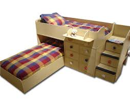 Captains Bunk Beds Berg Furniture Captain S Bed For Two