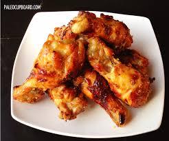 honey mustard chicken wing recipe paleo cupboard