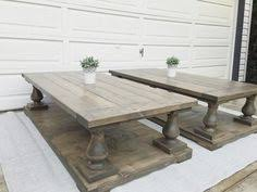 Baluster Coffee Table Most Popular Coffee Tables Grey Wash Restoration Hardware And