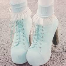 light blue womens dress shoes pumps platform booties high heels ladies dress shoes womens lace up