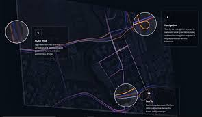 Navigation Map Tesla Turns To Open Sourcing For Updates To Mapping Platform