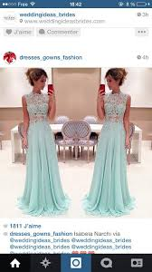 aliexpress com buy mint green see through long prom dresses