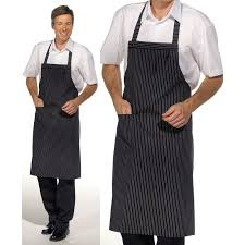 tablier de cuisine homme tablier cuisine à bavette 1poche plaquée sur le côté peut bouillir