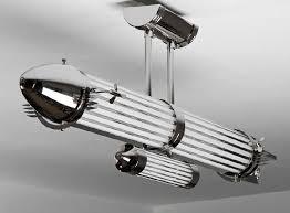 art deco pendant lights art deco ceiling light glass incandescent zeppelin art b03