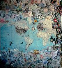 map travel crafty finds for your inspiration no 6 wanderlust buckets and