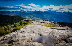 Cascade Mountains Map Peak Bagging Cascade Mountain The Easiest Of Adirondack High Peaks