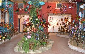 Copper Garden Art History