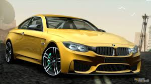 modified bmw m4 m4 f80 coupe 1 0 2014 for gta san andreas
