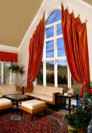 Curtains For Palladian Windows Decor Curtains For Arched Windows Design Affordable Modern Home Decor