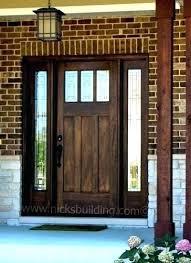 Cheap Exterior Doors Uk Solid Wood Exterior Front Doors Glazed External Doors Solid Wood