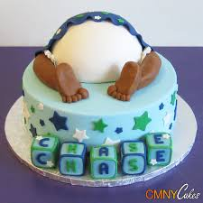 baby bottom cake baby bottom and blocks cake cmny cakes