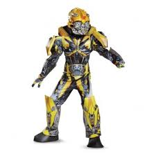 Bumblebee Transformer Halloween Costume Transformers Knight Disguise