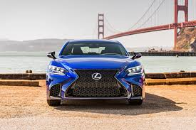 wallpaper lexus ls 500 f sport 2018 4k automotive cars 10272
