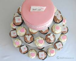 photo pink and camo baby shower image baby shower cakes ideas for photo baby shower cake image