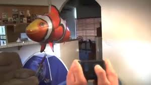 ferngesteuertes spielzeug ferngesteuerter hai clownfisch ballons