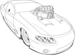 coloring pages drifting cars 2017 restful drawings car