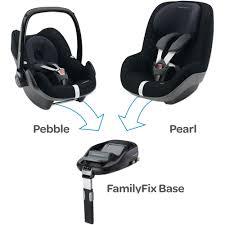 base siege auto bebe confort base siège auto family fix groupe 0 1 de bebe confort chez naturabébé