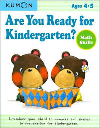 Barnes And Noble Publishing Are You Ready For Kindergarten Math Skills By Kumon Publishing
