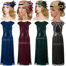plus size flapper dress ebay