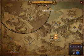 Wow Kalimdor Map Map Of Northrend The Northern Continent Of Azeroth World Of