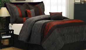 duvet red comforter black and white bedding luxury duvet covers