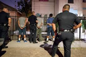 Los Angeles Gang Map Google by South Los Angeles Police Department Gang Unit Mirror Online
