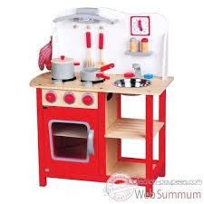 cuisine janod cuisine en bois blanche et 1055 de toys dans dinette