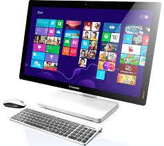 ordinateur bureau lenovo lenovo a730 touch 27 pouces qhd tactile 2550 1440 réparation