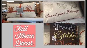 Blessings Home Decor by Shop With Me Ross Fall Home Decor 2017 Youtube