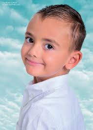 junior boy hairstyles little boy with his short haircut styled with gel