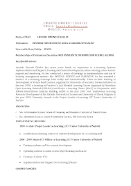 Investment Banking Resume Example by Vivienne Anderson Cv World Bank Format 2015 Resume For First Job