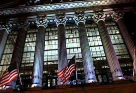 Six Flags Nyc Architecture Of The New York Stock Exchange Building