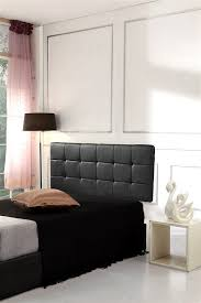 high bed frames queen black graysonline