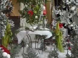 interior awesome christmas dining table decorations ideas unusual