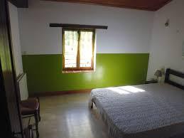 chambre verte décoration chambre verte gite de courtillas