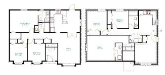 split entry floor plans tucker properties ltd