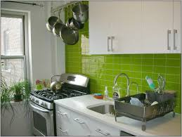 white glass subway tile kitchen backsplash tiles home idolza