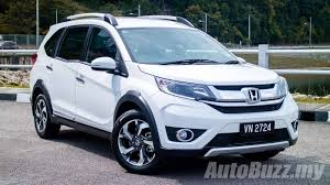 crossover honda first drive honda br v 1 5 v the compact crossover to suit all