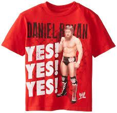 Toddler Halloween Shirts by Amazon Com Wwe Boys U0027 Champ T Shirt Clothing