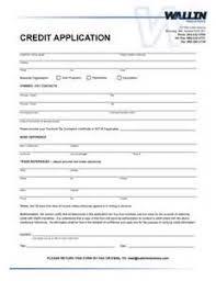 legal credit application form model cover letter for resume