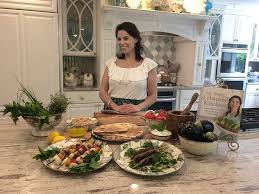cuisine julie go inside julie taboulie s lebanese and upstate ny kitchen