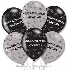 graduation balloons ebay