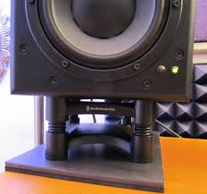 Studio Monitor Desk Stands by Isoacoustics Desktop Daw Monitor Stands Page 5 Gearslutz Pro