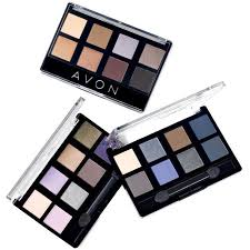 avon true color 8 in 1 eye palette eyeshadow night colors and
