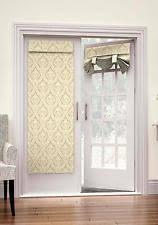 French Door Valances Waverly Paisley Traditional Curtains Drapes U0026 Valances Ebay